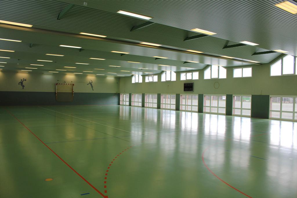 Ballspielhalle