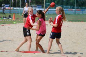 Landespokal Beachhandball (2)