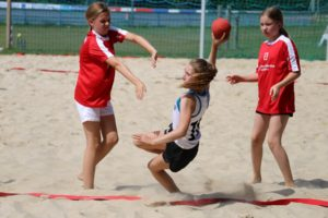 Landespokal Beachhandball (1)